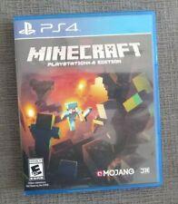 Minecraft PS4 (Sony PlayStation 4, 2014)