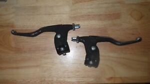 SHIMANO BL-AT50 BRAKE LEVERS, CANTI, USED, WORKS GOOD
