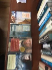 Patrick O'Brian - Lot Of 5 Paperback Books - Master And Commander Post Captain
