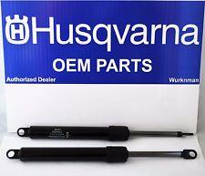 (2) Genuine Husqvarna 539102720 Dampeners for Zero Turn Mowers