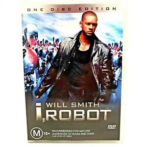I Robot (DVD, Region 4, 2004)