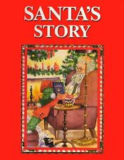 Santa's Story - Personalized Christmas Children Book