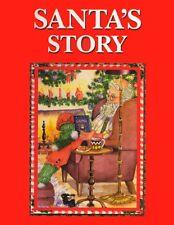 santas story personalized christmas children book