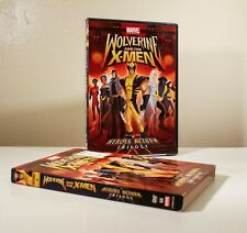 """MARVEL Wolverine and The X-Men HEROES RETURN (DVD, w/ Slipcover, 2009) """"NEW"""""""