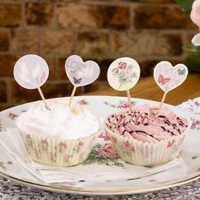 With Love - Pack of 20 Cake Picks 672335