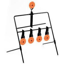Gallery Swinging OrangeTarget Spinning Auto Reset Air Gun Rifle Airgun Hunting
