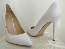 """TOPSHOP - Sexy Pump 4.5"""" Stiletto Heels White 40 (=US 9)"""