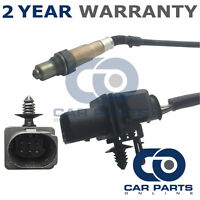 LAMBDA OXYGEN WIDEBAND SENSOR FOR VW GOLF MK5 3.2 R32 4MOTION FRONT LEFT 5 WIRE