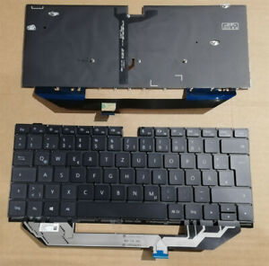 Tastatur Huawei MateBook X Pro MACH-W19 W19B W19C MACH-W29C Backlit Keyboard