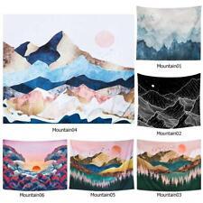 Mandala Tapestry Polyester Wall Hanging Beach Carpet Blanket Yoga Mat Home Decor