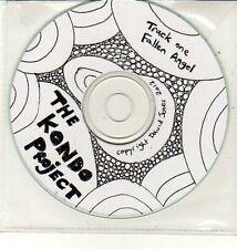 (DD7) The Kondo Project, Fallen Angel - 2012 DJ CD