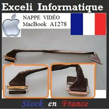 "Screen led nappe Cable vidéo OriginL Apple MacBook PRO 13"" écran A1278 2011-2012"