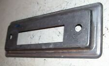 60s 70s 80s ?? 8 Track face plate  Ford  Chevy Mopar ?? rat rod