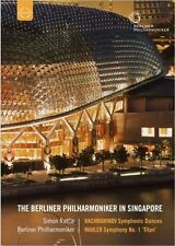 NEW Berlin Philharmoniker in Singapore (DVD)