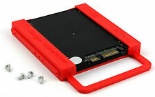 "2.5"" to 3.5"" SSD to HDD With Screws Mounting Adapter Bracket Hard Drive Holder"