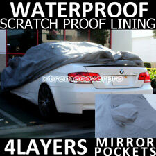 2011 MAZDA RX-8 4LAYERS WATERPROOF CAR COVER w/MirrorPocket