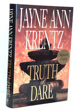 1st, signed by the author, Truth Or Dare by Jayne Ann Krentz (2003)