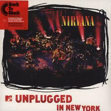 Nirvana - Unplugged in New York (Vinyl LP - 1994 - EU - Reissue)