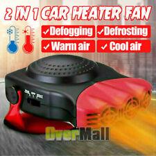 Dc 12V 150W Windshield Car Heater Instant Fast Heating Fan Defroster Demister