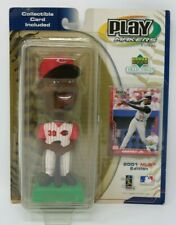 Upper Deck PlayMakers Ken Griffey Jr. 2001 MLB Edition Reds Bobble Heads