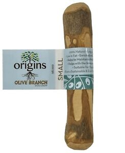 Antos Olive Wood Branch Natural Dog Chew Long Lasting S, M, L