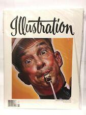Illustration #145 VF+ 1st Print Illustrated Press Magazine
