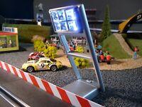 """Rennbahn FLUTLICHT für Carrera DIGITAL """"TOP BELEUCHTUNG"""" 11133"""