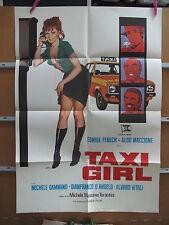 A3321 Taxi Girl Edwige Fenech, Aldo Maccione, Michele Gammino, Gianfranco D'Ange
