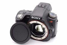 Sony Alpha SLT-A55 16.2MP Digital SLR Kamera - Schwarz (nur Body)