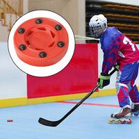 Roller Hockey Ball Durable ABS High-density Practice Hockey Pucks Perfectly