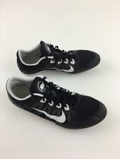 Nike Rival MD Mens 12 Track & Field Spikes Cleats Running Shoes Blk 616312-010