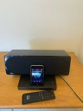 Sony Srs-gu10ip 20w Active Speaker Dock with remote iPod Not Included VGC