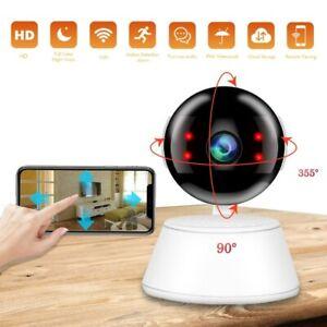 HeimVision 3MP Full HD WiFi IP Kamera Wlan Überwachungskamera Hunde Baby Monitor