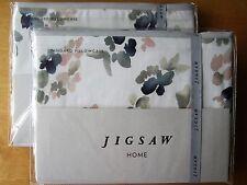 JIGSAW Standard Pillowcase Pair TINTED BLOOM MULTI New