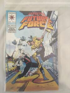 Rai and the Future Force #9, 12 (Aug 1993, Acclaim / Valiant)