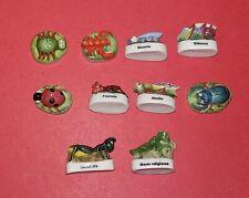 série complète fèves les insectes cn11