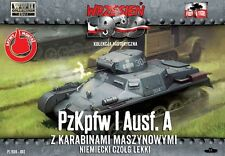 First to Fight 1/72 Pz.Kpfw.I # 002