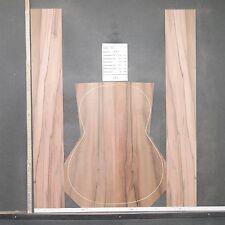 Tonewood Tineo MELA 217 Tonholz Guitar Builder Luthier Acoustic backs Side Set