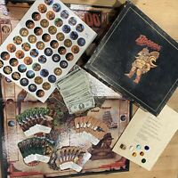 El Dorado Eldorado - Very Rare 1990 Board Game - Arasai