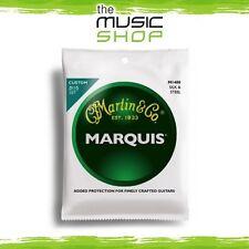 Martin Marquis 80/20 Bronze Acoustic Guitar Strings 47-115 Custom - M1400