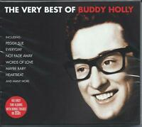 Buddy Holly - The Very Best Of [Greatest Hits] 2CD NEW/SEALED