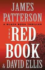 The Red Book A Black Book Thriller, 2 Hardcover James Patterson