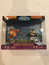 Skylanders Imaginators Crash Bandicoot Dr Cortex Thumpin Wumpa Islands Pack