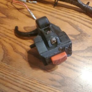 Red Max 521529701 Trimmer Throttle Lever Assy bcz2610s& cable