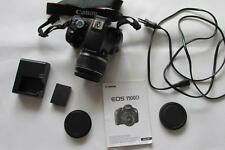 Canon EOS 1100D 12.2MP Digital-SLR DSLR CAMERA/CAMCORDER con-S 18-55 mm EF Lente