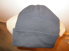 Yupoong Watch Cap Cuff Hat Toque Black Made In Korea