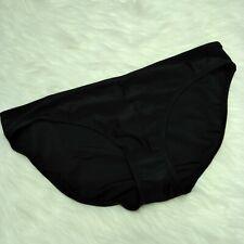 NWT MERONA Black Hipster Merona Women's Bikini Bottoms, Size XL