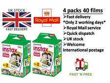 Fujifilm Instax Mini 40 White Film for Fujifilm Mini 7s/8/25/50/90/70