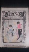 Rivista Jeans Che Rit N° 291 1906 Giornale Illustre che Appaiono Il Venerdì ABE