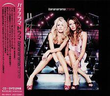 BANANARAMA Drama +2 JAPAN LTD CD / DVD OBI PCCY-01753